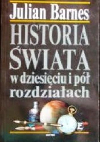 Okładka książki Historia świata w dziesięciu i pół rozdziałach