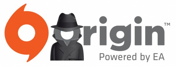 Origin espía