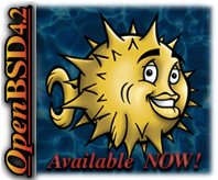 OpenBSD 4.2 Released: Nov 1