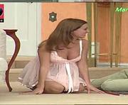 Marcia Cabrita sensual na serie Sai de Baixo