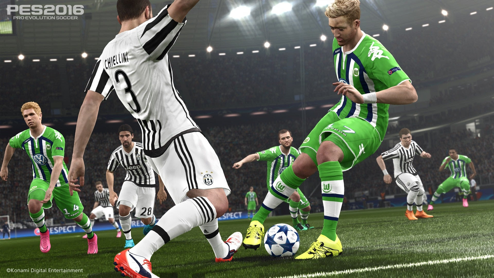 Evolution Soccer 2016-RELOADED Reapck