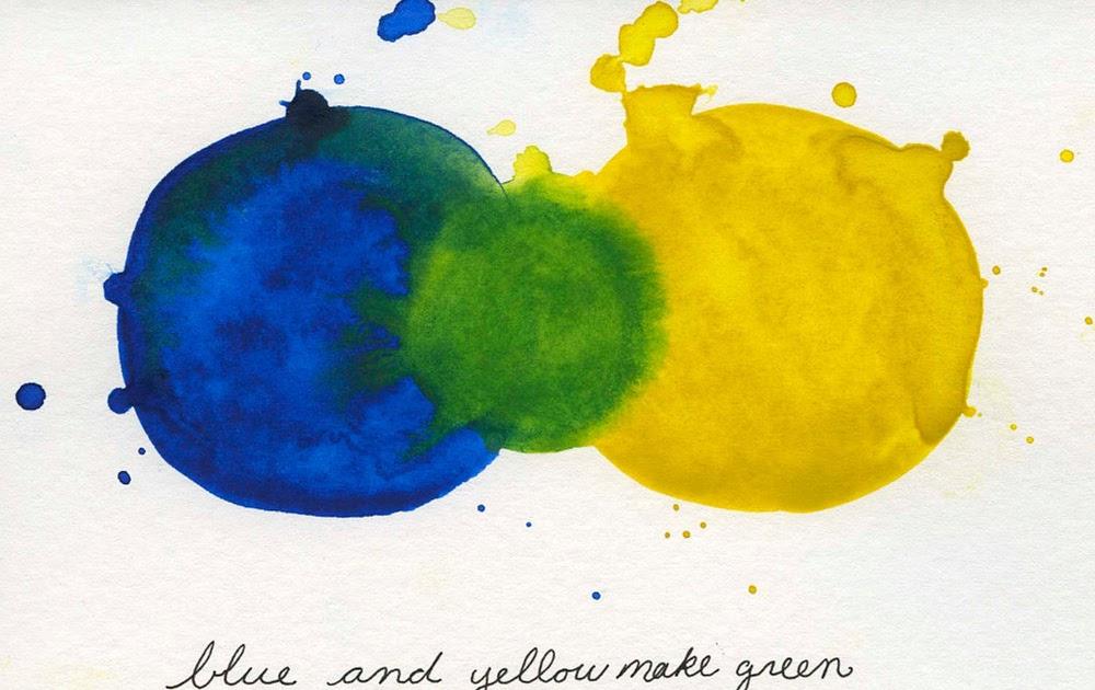 raising sophia gracefully blue and yellow make green. Black Bedroom Furniture Sets. Home Design Ideas
