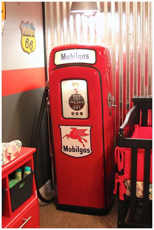 Holden's Garage Nursery 7-25-13 19