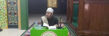 Kajian Kitab Shahih Sifat Shalat Nabi oleh Ustadz Arman Aryadi S.HI di Masjid Besar Attaqwa Sebengkok Tarakan 20190824