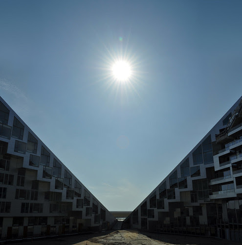 kubrick moment. bjarke ingels group, BIG, bighouse or 8-tallet, copenhagen 2006-2010