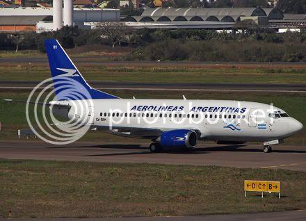Aerolíneas Argentinas compram 12 aviões Boeing