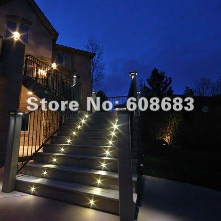 12v Recessed Led Deck Lighting Kits Promotion-Shop for Promotional
