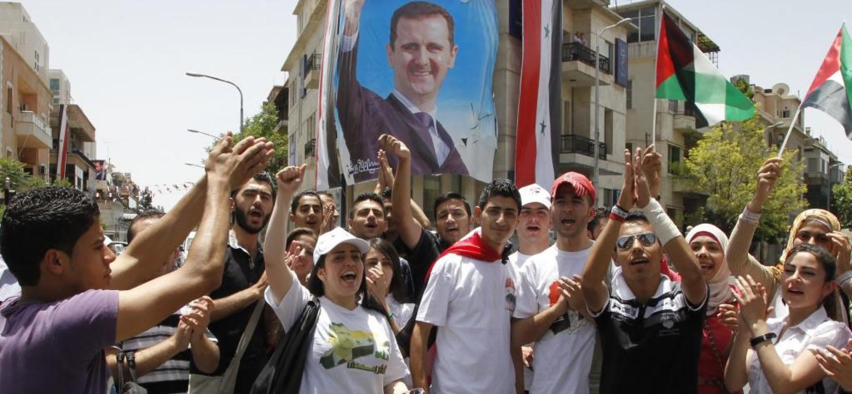 Pourquoi la Syrie est-elle en train de  gagner ?