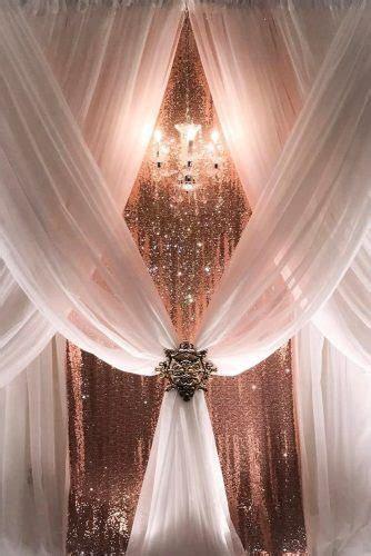 42 Glamorous Rose Gold Wedding Decor Ideas   Page 4 of 15