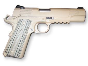 Colt M45 CQBP. Фото с сайта marinecorpstimes.com