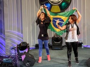 Banda 'Entre Salmos' vence concurso 'Novas Promessas' (Foto: Mateus Baranowski / Divulgação)