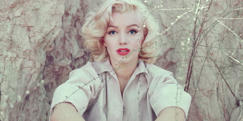 Marilyn Monroe exhibition at the Little Black Gallery