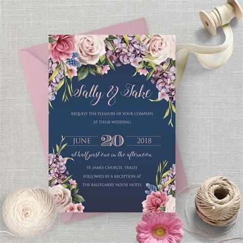 Wedding Invitations   Wedding Invites   Personalised