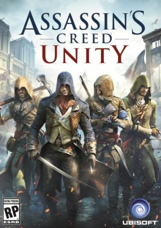 Cover Of Assassin's Creed Unity Full Latest Version PC Game Free Download Mediafire Links At worldfree4u.com