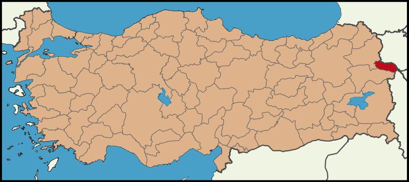 خريطة اغدير