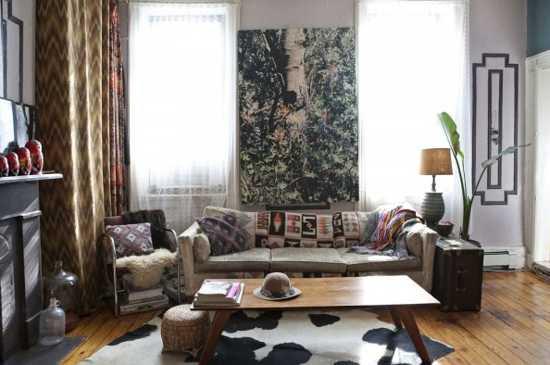 Boho-Chic-Bedroom-Girls-Room-