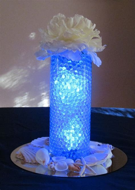 1000  ideas about Water Beads Centerpiece on Pinterest