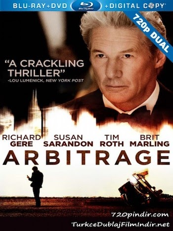 Arbitrage 2012 Dual Audio Hindi 720p BluRay 850MB