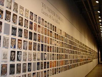 faces of the fallen