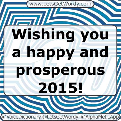 Happy 2015! 01/01/2015 GFX Definition