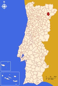alfandega da fé mapa portugal Portugal Gastronómico #106   Alfândega da Fé alfandega da fé mapa portugal