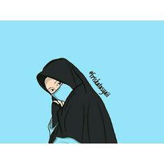Koleksi 4500  Gambar Animasi Muslimah Bercadar Terbaru  Terbaik