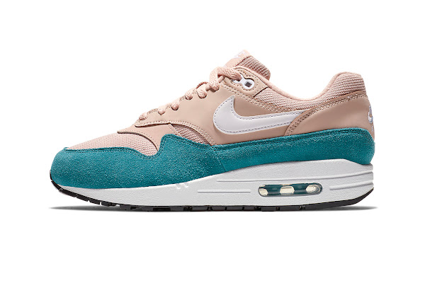 """separation shoes 8e39d 2754b Nike Unveils Bold Air Max 1 """"Atomic Teal"""" Colorway"""