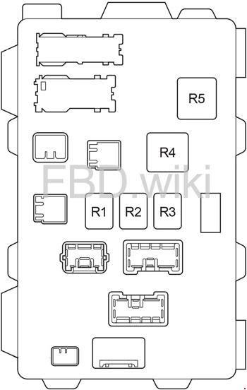 03 08 Toyota Corolla Usa Fuse Box Diagram