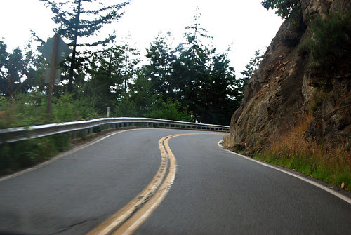SR 11 north of Samish