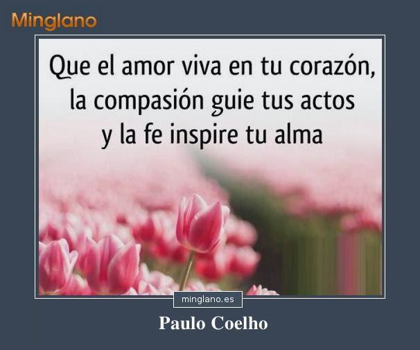 Frases Para Dedicar De Paulo Coelho