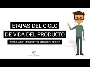 Ciclo de vida del producto | Introducción, Crecimiento, Madurez y Declive