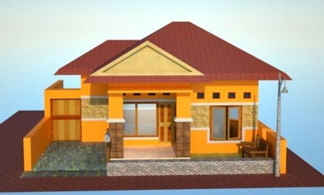 6100 Koleksi Gambar Rumah Sederhana Di Perkampungan Gratis