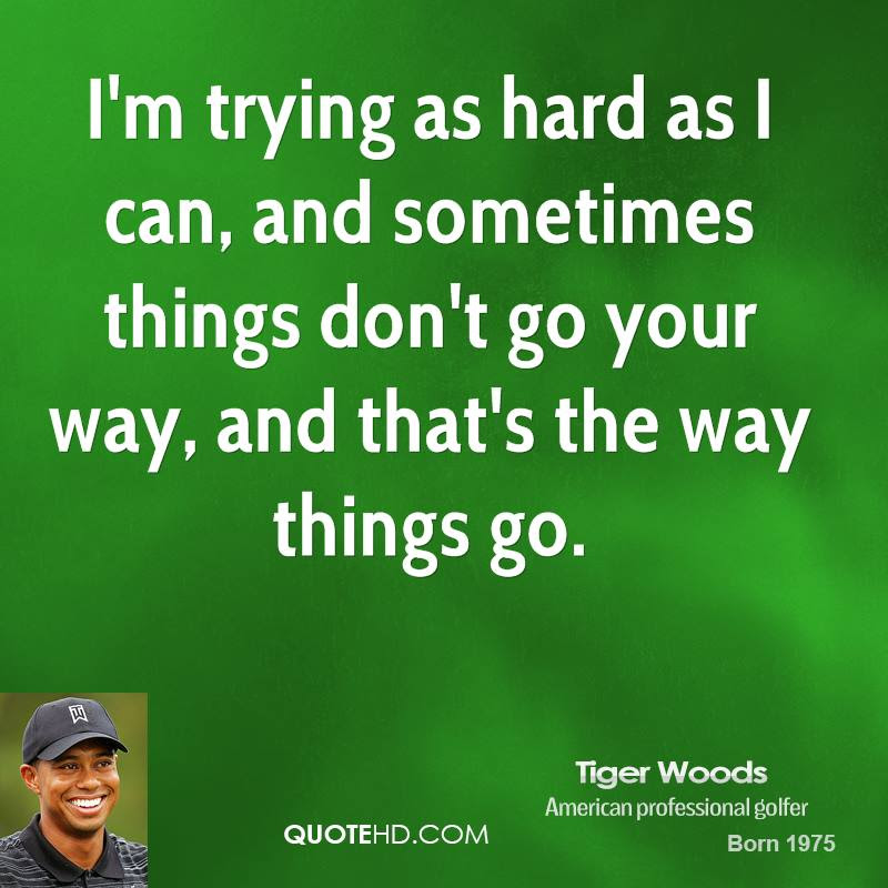 Tiger Woods Quotes Quotehd