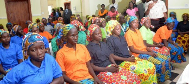 Boko Haram: Number of dead Chibok girls revealed