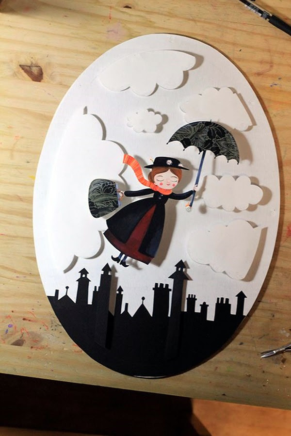 Extremely Creative Examples of Kirigami Art A Hobby to Addapt (38)