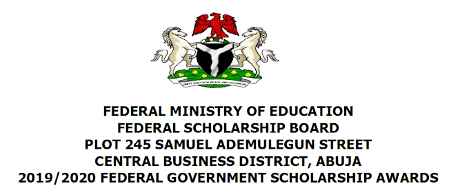 Apply for the BEA Awards for Nigerians to Study Abroad, 2019-2022