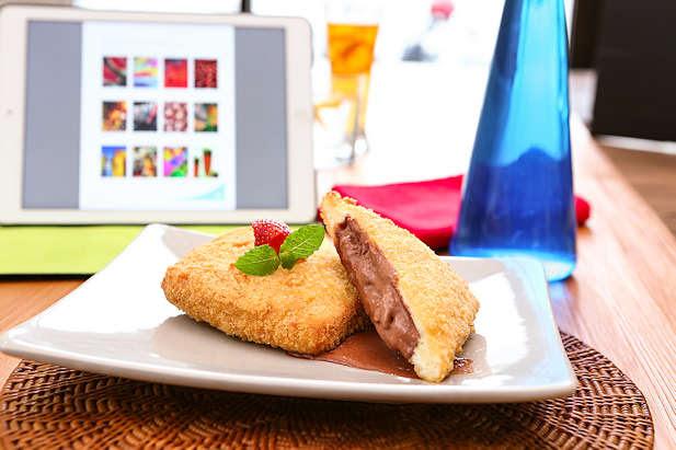 Download 4700 Koleksi Gambar Es Krim Roti  HD