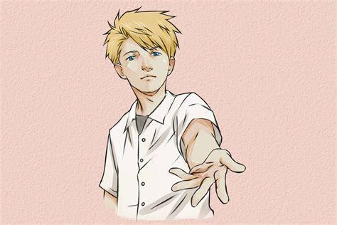 ways  draw anime hands wikihow