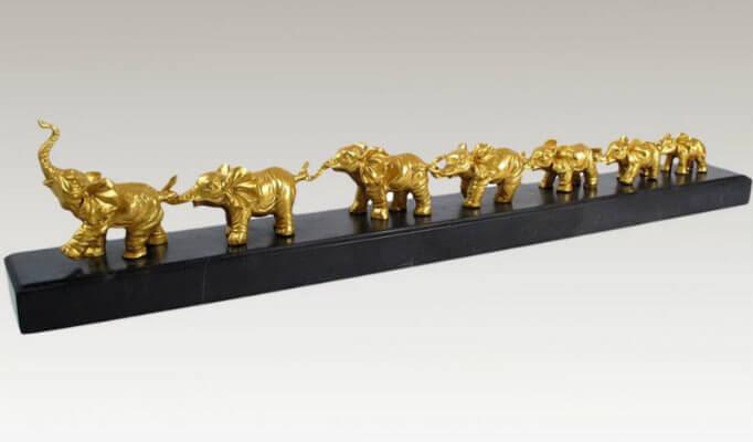 Significado De Los 7 Elefantes Son De Suerte