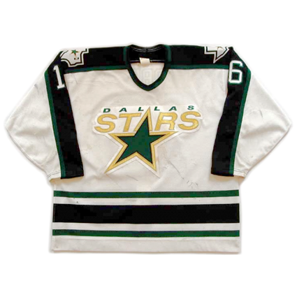 Dallas Stars 98-99 jersey, Dallas Stars 98-99 jersey