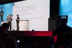 Santiago Pericas-Geertsen and Mark Reinhold, Java Technical Keynote, JavaOne 2013 San Francisco