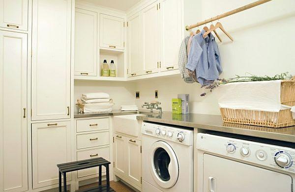 Top Laundry Room Storage Ideas