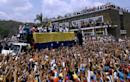 Venezuela's Guaido starts domestic tour to stir support