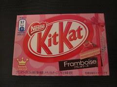 KitKat Framboise