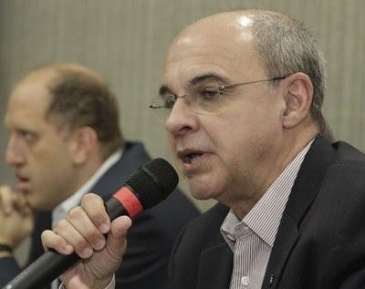 Eduardo Bandeira de Mello acredita na recuperação do Flamengo (Foto: Gilvan de Souza/Fla Imagem)