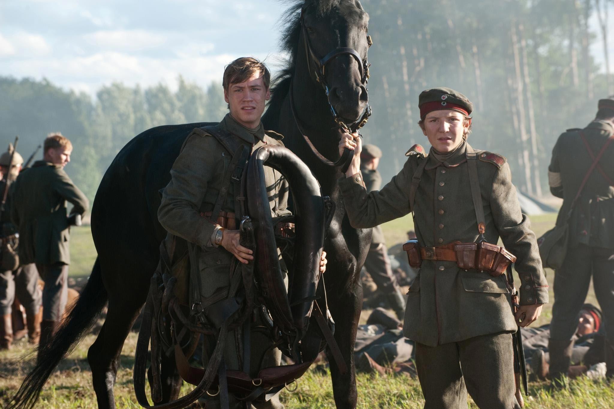 Pack Of Ipad Wod September 2011: Est100 一些攝影(some Photos): War Horse《雷霆戰駒》/《战马》/《戰馬》