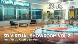 Animation7 com ng: iCLONE PACKS- 3D Virtual Showroom COMBO