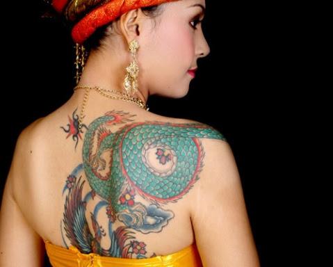 Tattoo Cultural Design