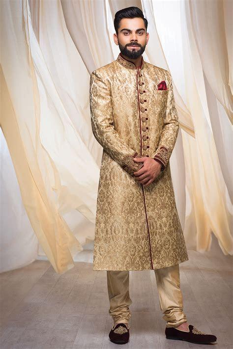 Sherwani: Buy Designer Wedding Sherwani for Groom Online
