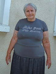 """Julie 95 kg """"before"""""""
